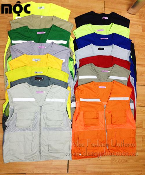 May áo ghile phản quang số lượng lớn giá rẻ tại tphcm