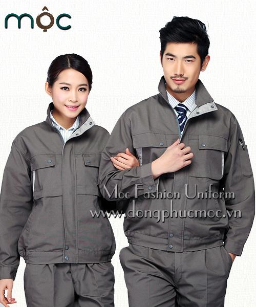 Nhận may đồng phục công nhân đẹp giá rẻ ở Gò Vấp