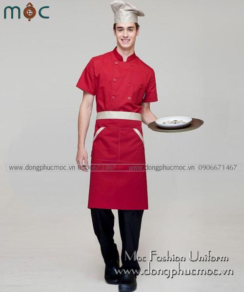 Công ty bán áo bếp nam may sẵn đẹp giá rẻ tại Gò Vấp
