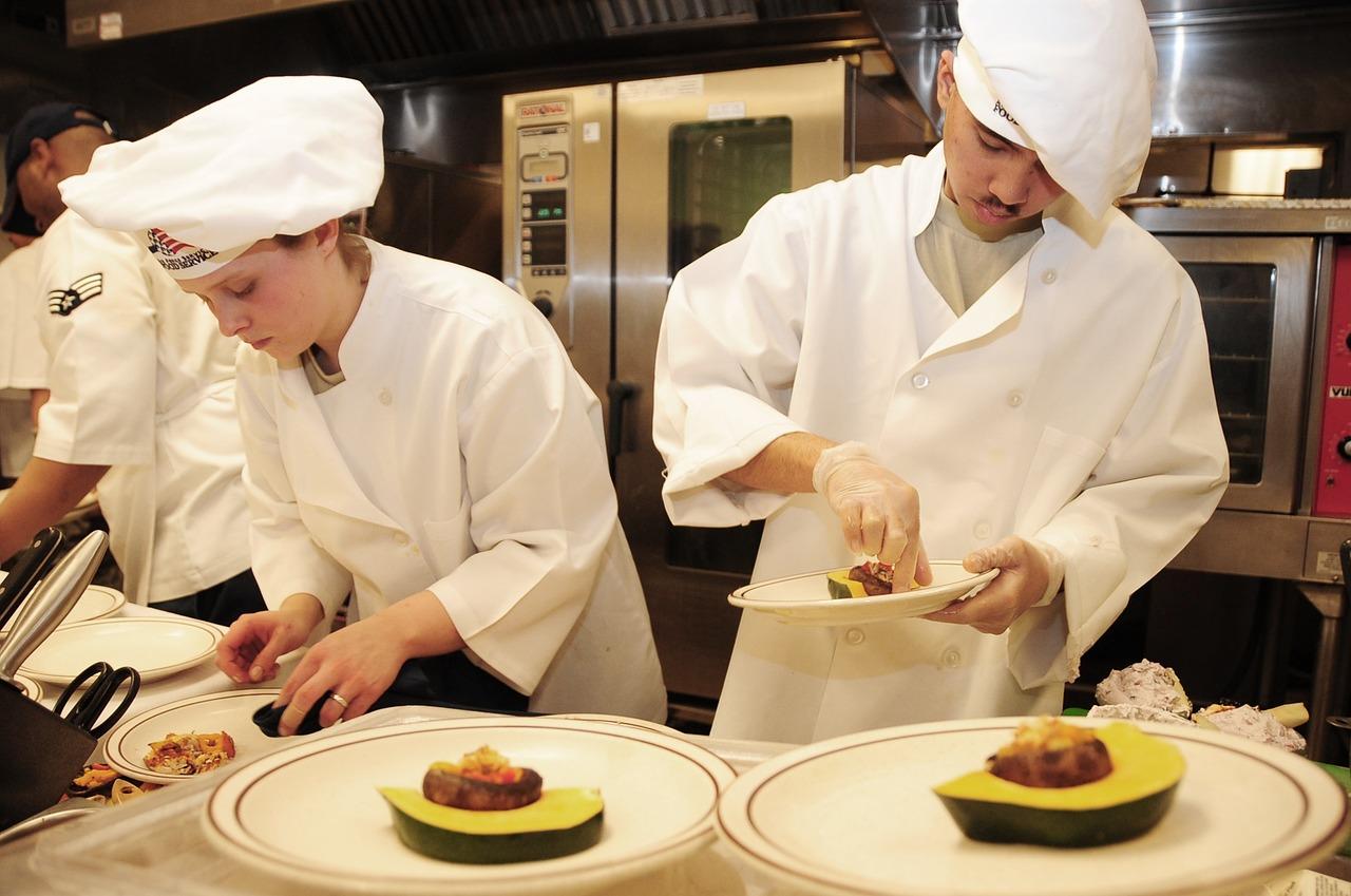Đồng phục bếp 1